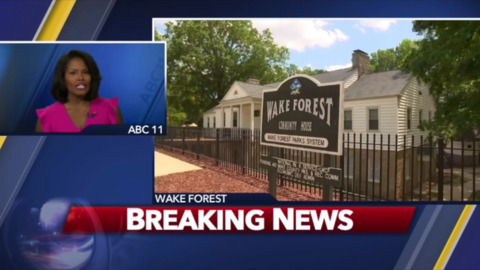 Wake Forest pool reopens after 'crypto' parasite threat
