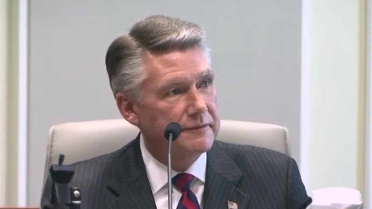 Mark Harris says he won't run 9th District election, throwing primary wide open