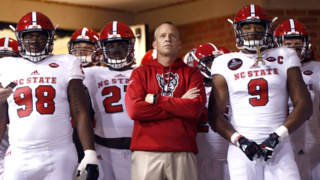 NC State's Doeren on the progress the Wolfpack have made