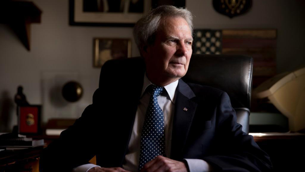 As a Democrat, then a Republican, Walter Jones has never followed the party bosses
