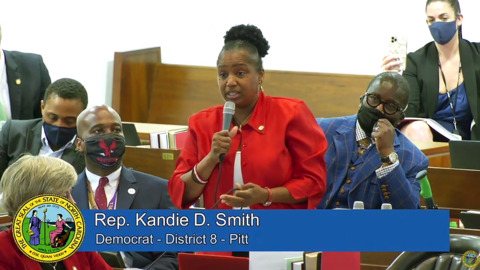 Democratic legislator equates NC bill to limit how racism is taught to 'book burning'