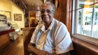 Mildred Council, owner of famed Mama Dip's Kitchen and matriarch of Southern cooking