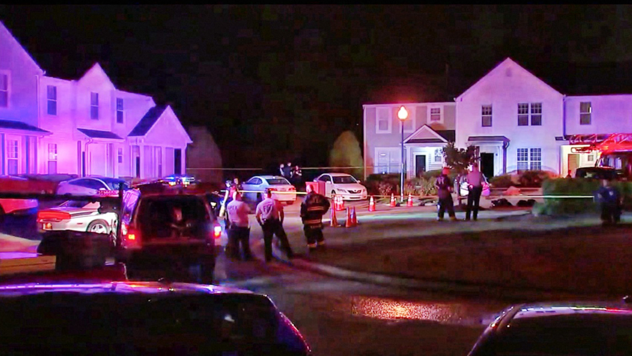 1 dead in officer-involved shooting in Apex; SBI investigating