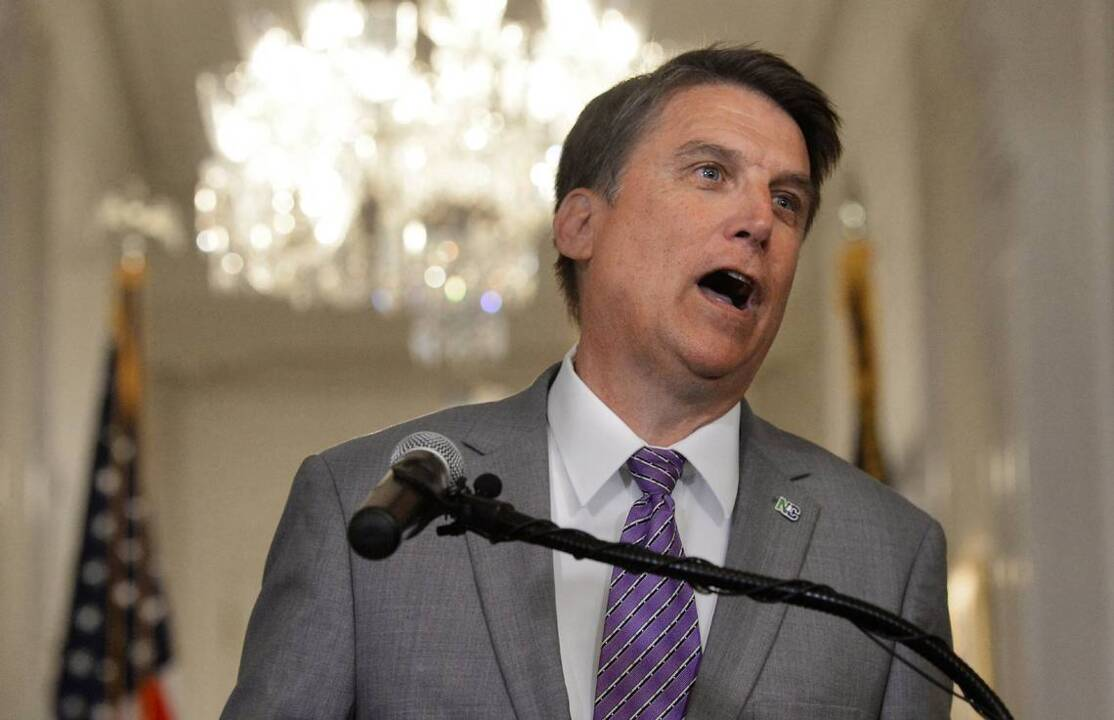 Hb2 Former Gov Pat Mccrory On His Job Search News Observer