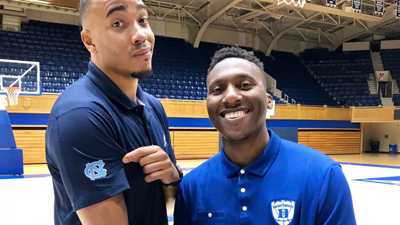 UNC, Duke basketball rivals team up for fundraisers this weekend to fight cancer