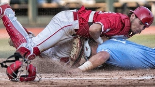 UNC downs Houston to move to NCAA baseball super regionals