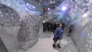 Experience NC Museum of Art's new exhibit 'You Are Here' in 360-degrees