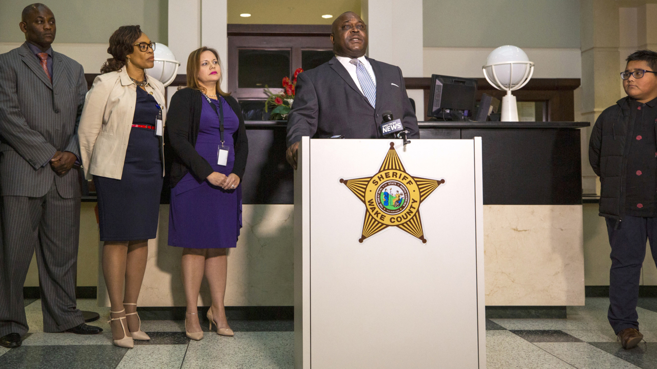 Immigration Durham County Sheriff Releases 11 People From Jail