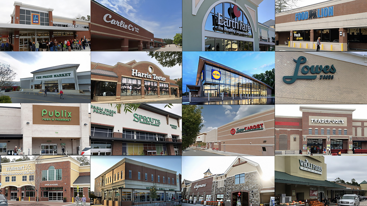 Which grocery stores have the Triangle's best prices? We visited 16 chains to find out.