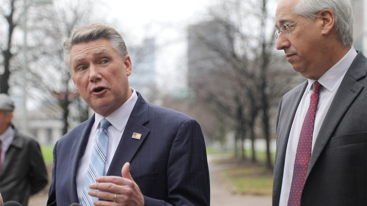 Mark Harris doesn't expect a new election in the disputed 9th District race