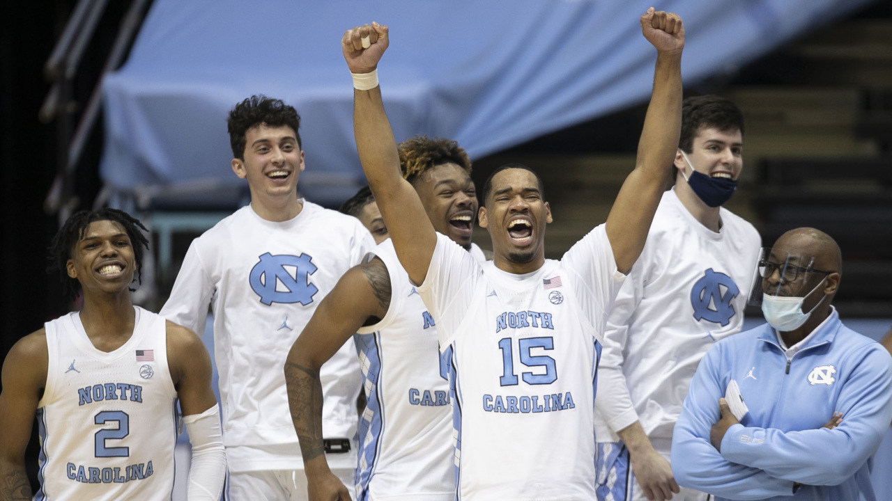 With one play, senior Walker Miller ignites North Carolina's win over Duke basketball