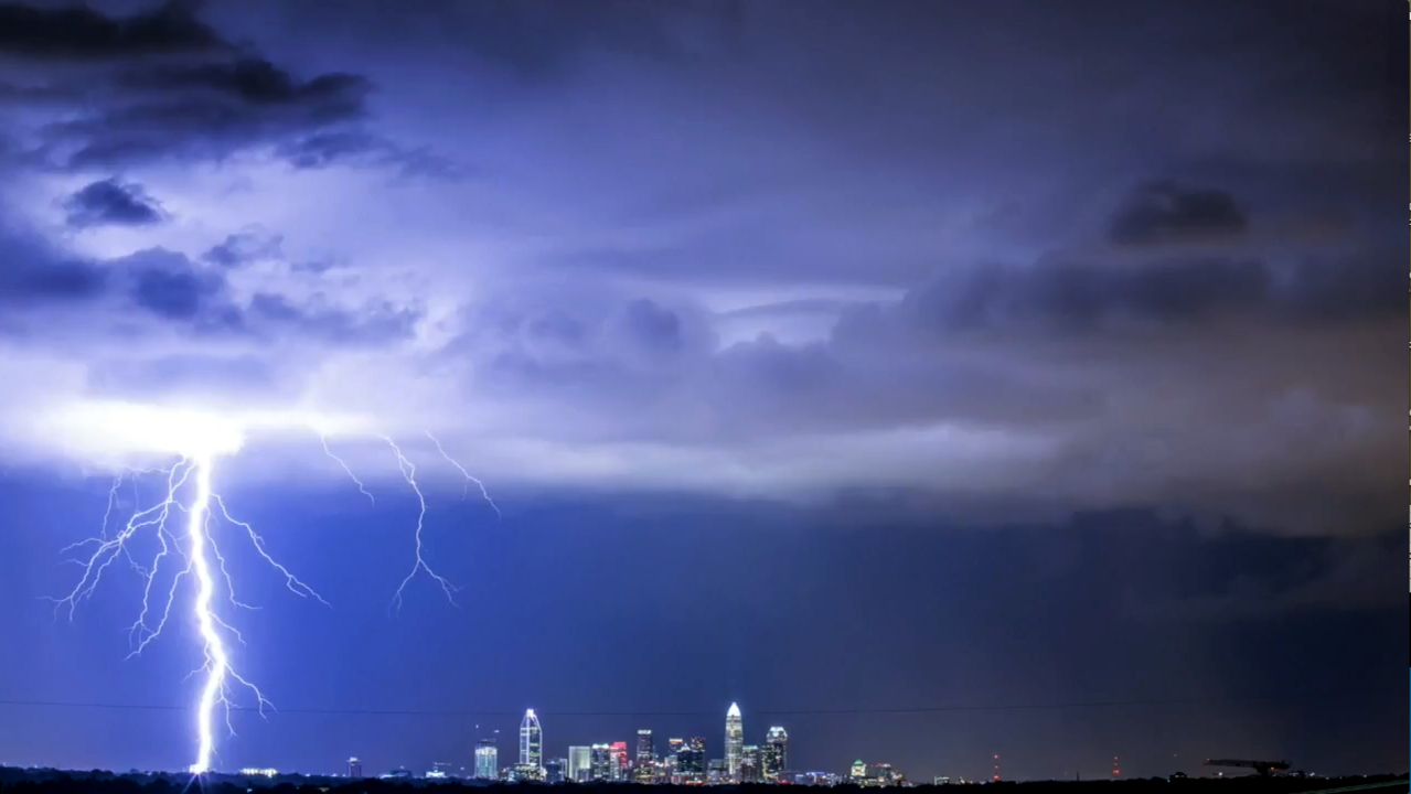 Lightning Can Strike You While Sitting On The Toilet Noaa Experts Say Charlotte Observer