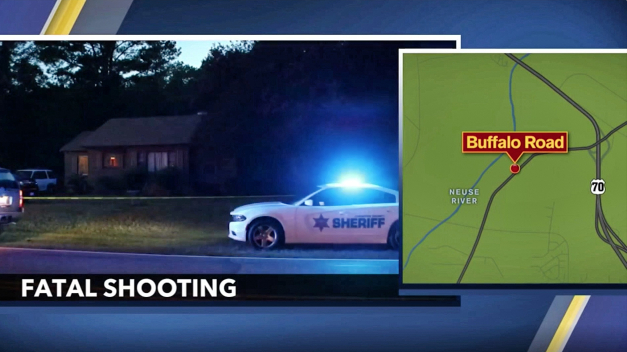 Church deacon shot to death in Johnston County, Sheriff's Office says