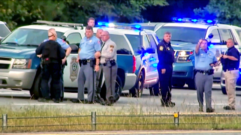 Raleigh police identify accused kidnapper who is found dead after Wake County chase