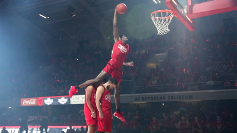 Highlights from NC State basketball's 2019-20 'Primetime with the Pack' event