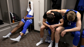 Duke's Wendell Carter describes his struggles in the loss to Kansas
