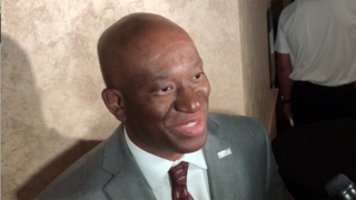 It's all new for NCCU's Eastman