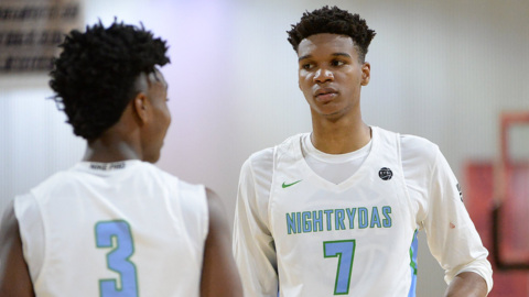 This UNC basketball target is the No. 1 player in NC. But will he move to Florida?