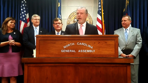 5 million NC taxpayers could get tax refunds this fall if bill passes