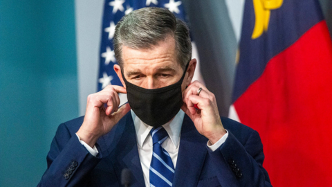 Gov. Cooper's new COVID-19 curfews aren't enough. I want to see fines and arrests.