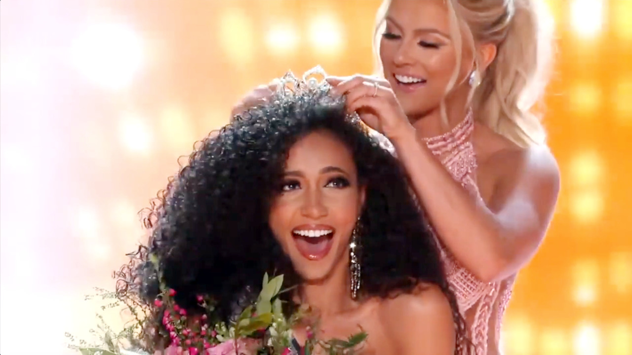 'I had chills.' Charlotte reacts to the new Miss USA, local lawyer Cheslie Kryst