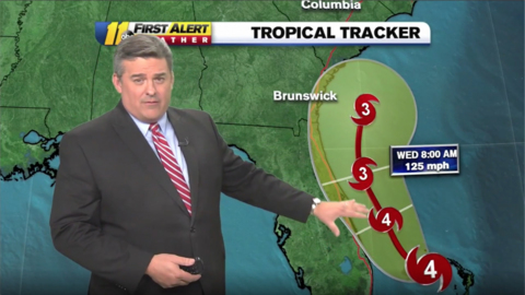 Hurricane Dorian threatens the Carolinas. When to worry about milk, bread and gas?