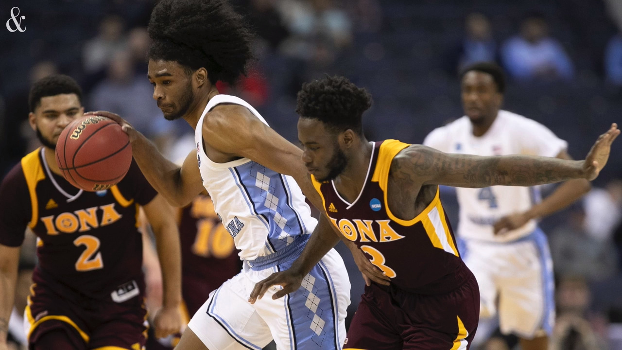 Who is Coby White, the UNC Tar Heels' basketball team guard