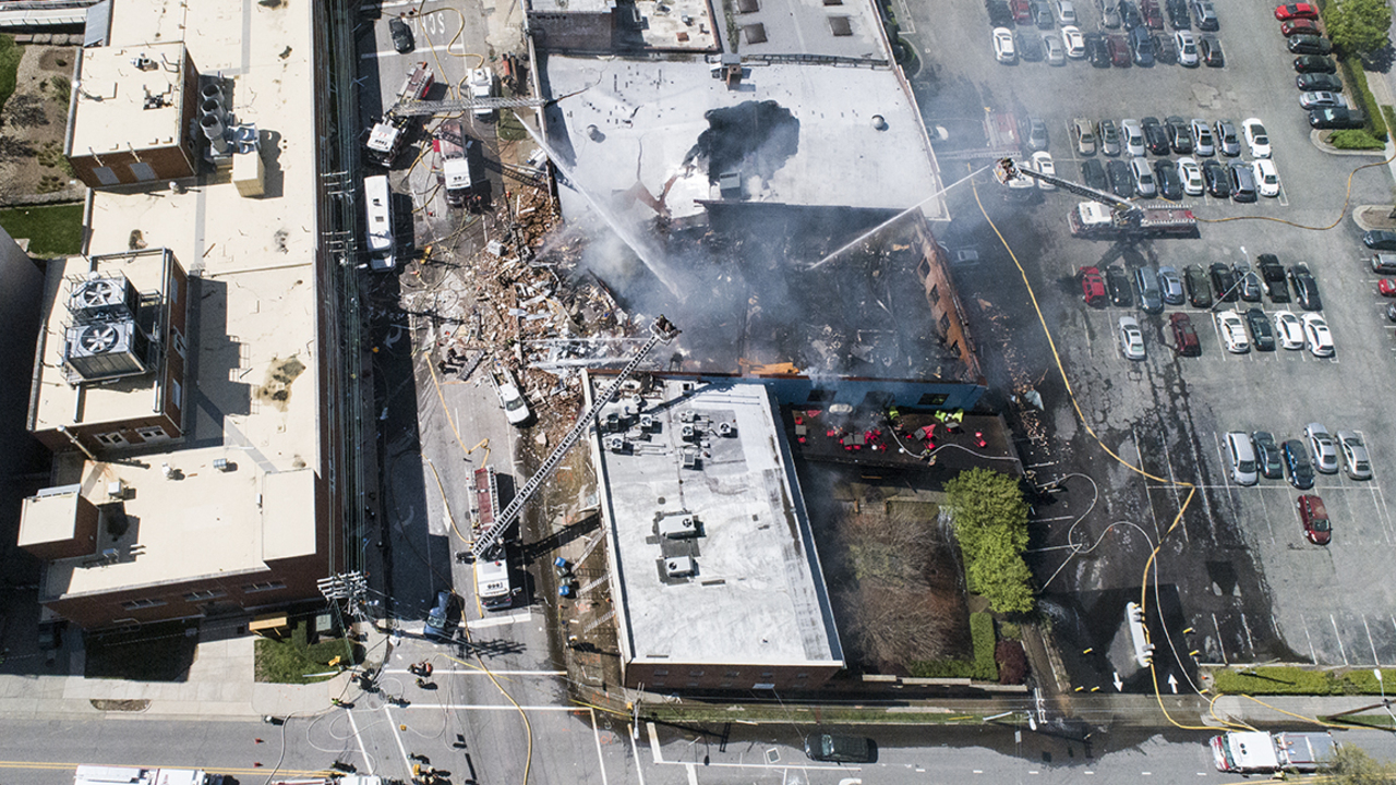 Deadly Durham gas explosion damaged downtown properties worth over $100 million