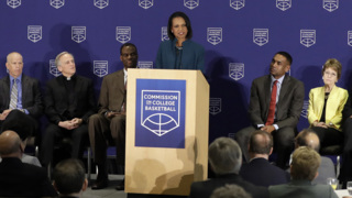 Commission on College Basketball recommends harsher penalties on NCAA programs for Level I violations