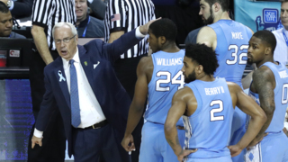 UNC's Williams on where he wants to start the NCAA Tournament: 'I just wanna go someplace warm'