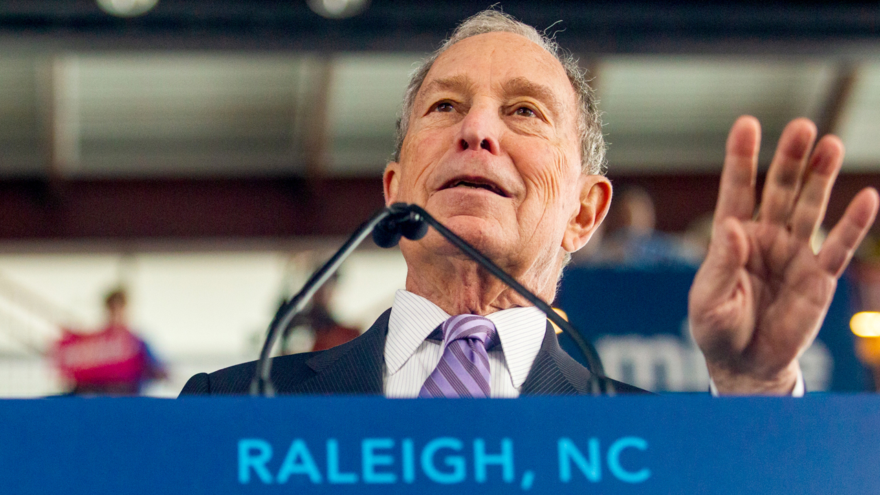 Another Bloomberg tape comes back to haunt campaign. And this time it's about farmers
