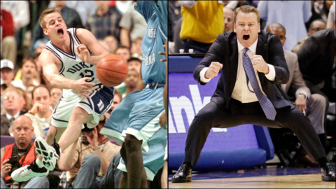 Steve Wojciechowski faces UNC for the first time as head coach