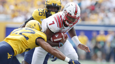 No quarterback changes, no time for the Wolfpack to panic