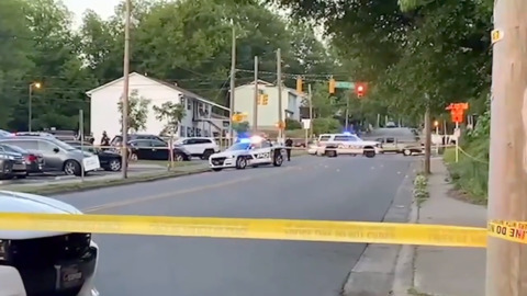 Man shot a woman and himself in a domestic incident near Durham park, police say