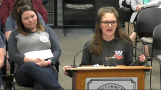 Families at Raleigh middle school plead for renovations