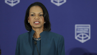 Rice: We'll leave NCAA image likeness issue to the courts
