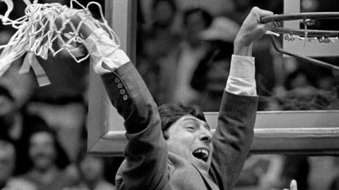 Chris Corchiani remembers NC State coach Jim Valvano