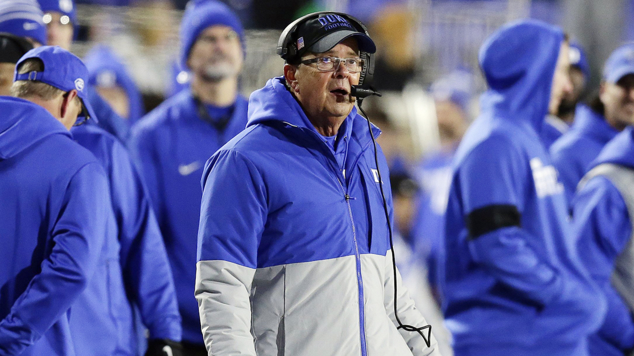 Duke's offense has turned punchless and the season is on the line because of it.