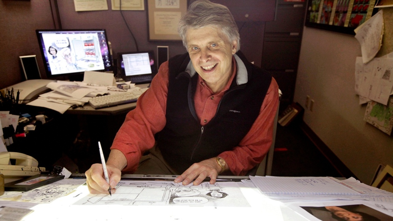 Dwane Powell, political cartoonist for a generation of NC newspaper readers, has died