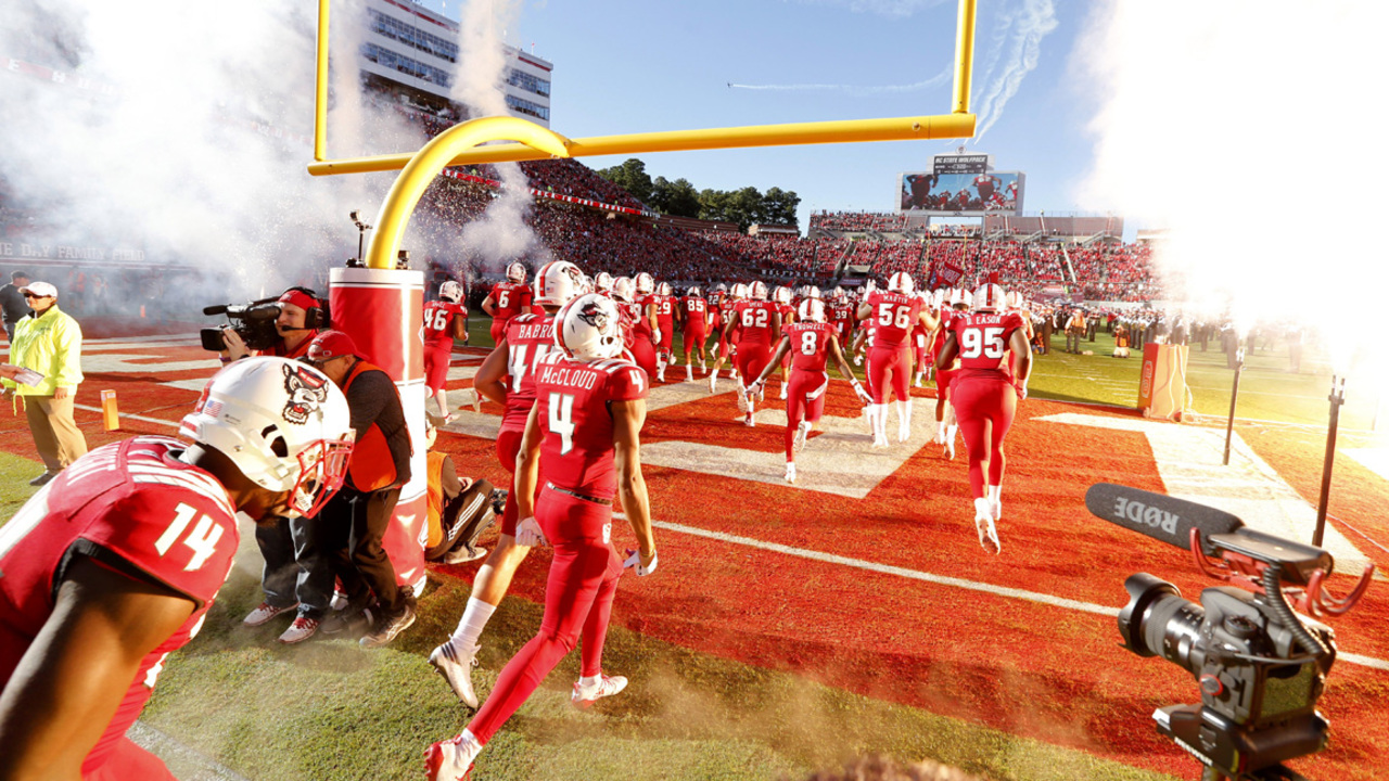 Want a beer at an NC State football game? Here's where to get one