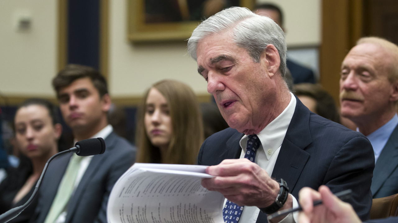 'You perpetuated injustice.' Watch the most explosive moments in Mueller hearing