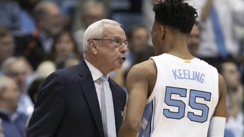 UNC wins season-opener against Notre Dame behind freshman Cole Anthony's 34 points