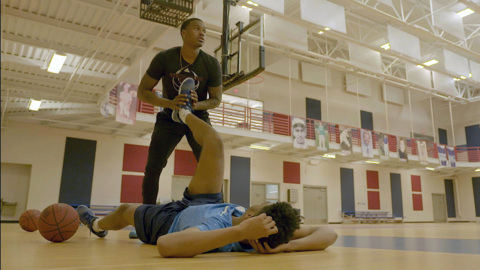What's the deal with Kinston and basketball? New documentary explores rich heritage.