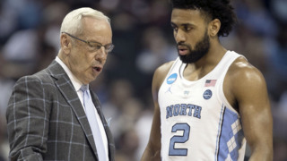"UNC's Joel Berry on Roy Williams: ""He brings out the best of me"""