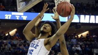 Duke's Bagley: 'It was a great win for us'