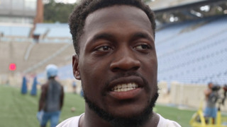 UNC safety J.K.Britt: 'I think we are going to be really good on defense'