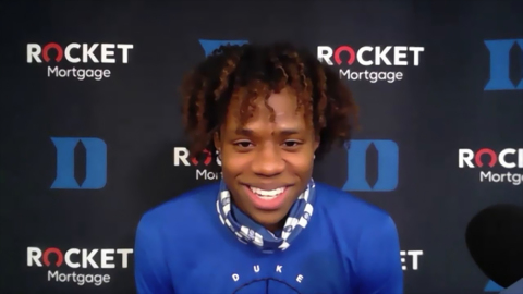 After a flashy debut, Duke's DJ Steward has more to prove