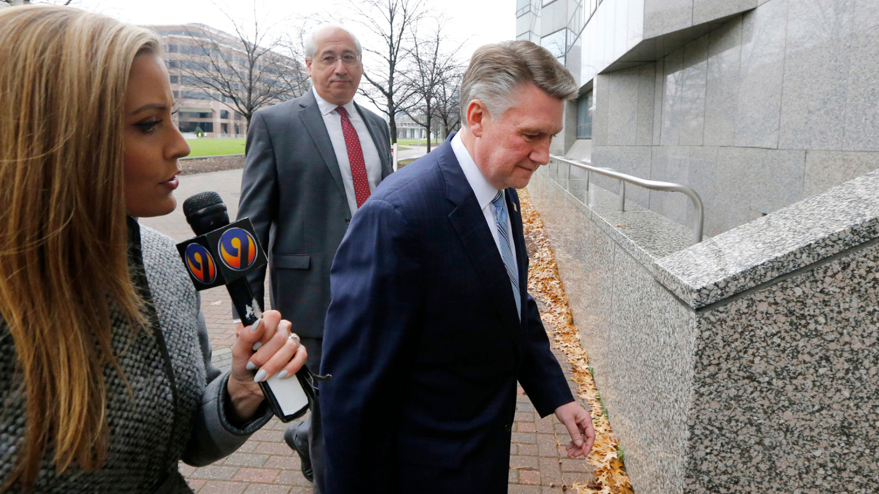 As Congress convenes, Mark Harris goes to court and meets with investigators in Raleigh