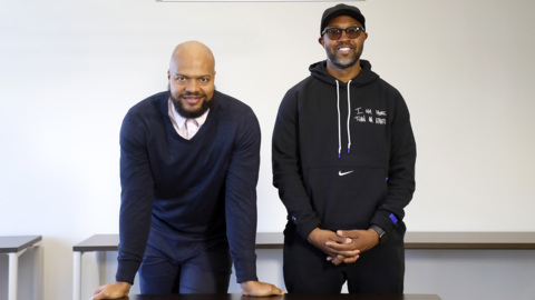 'It changed my life.'  The Holt Brothers talk about their foundation