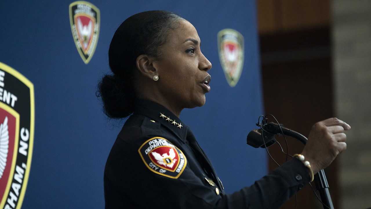 'Policing is not nearly enough.' Durham mayor and police chief respond to shootings
